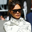 Victoria Beckham stood out in a white midi dress at Sergio Ramos' wedding. Photo: Reuters