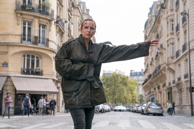 Villanelle from Killing Eve was a believable character despite being a ridiculous, complicated murderous woman