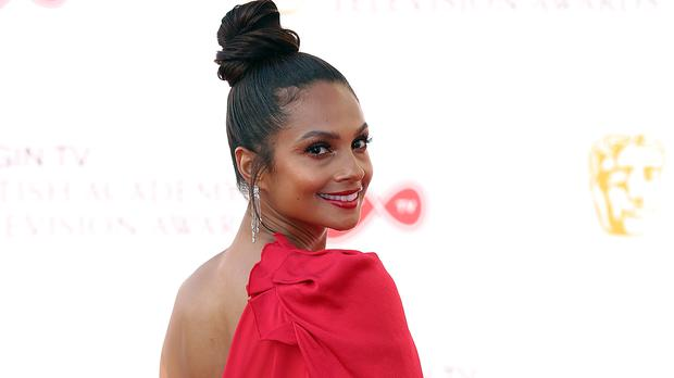 Alesha Dixon says her current partner is first to have ever seen her feet (Isabel Infantes/PA)