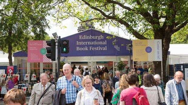 New events have been added to the 2019 Edinburgh International Book Festival (Robert Perry/PA)