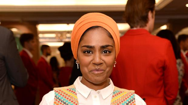 Great British Bake Off winner Nadiya Hussain is to be a guest editor on BBC Radio 4's Woman's Hour (Jeff Spicer/PA)
