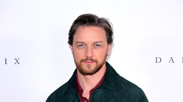 James McAvoy is to star as Cryano de Bergerac in the West End (Ian West/PA)