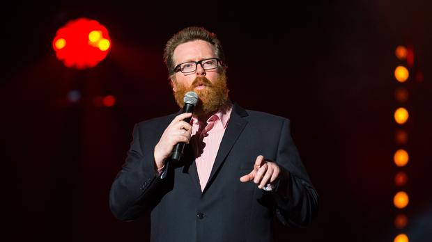 Frankie Boyle is to tour Scotland with a stand-up show for first time in more than a decade (Dominic Lipinski/PA)