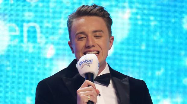 Roman Kemp looks unrecognisable after a 12-week fitness transformation (Isabel Infantes/PA)