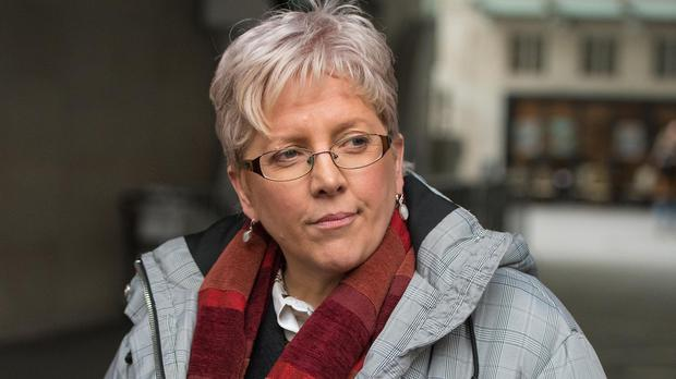 Carrie Gracie and Prue Leith among speakers at literature festival (Dominic Lipinski/PA)