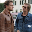 The characters played by DiCaprio and Pitt do not seem real in Once Upon A Time In Hollywood