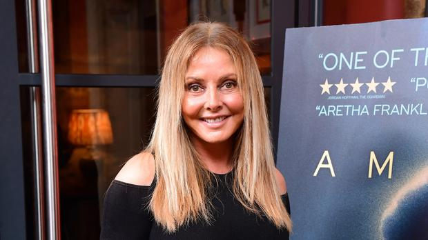 Carol Vorderman compares ageism to sexism: Let's flush it down the toilet (Ian West/PA)
