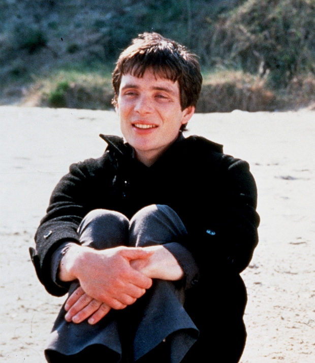 Cillian Murphy in the movie version of Disco Pigs