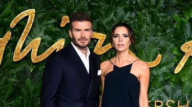 Beckhams tell of their pride as son Romeo turns 17