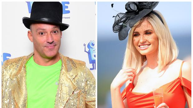Is romance in the air for Love Island star Amy Hart and DJ Toby Anstis? (PA Wire/PA)