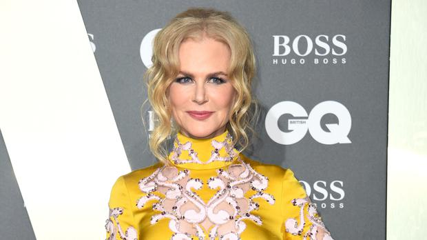 Nicole Kidman said it was 'really special' to be thriving in Hollywood (Matt Crossick/PA)