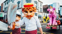 "Puppets, street performers and ""real life piglets"" are promised at the Pigtown Parade as part of Culture Night in Limerick"