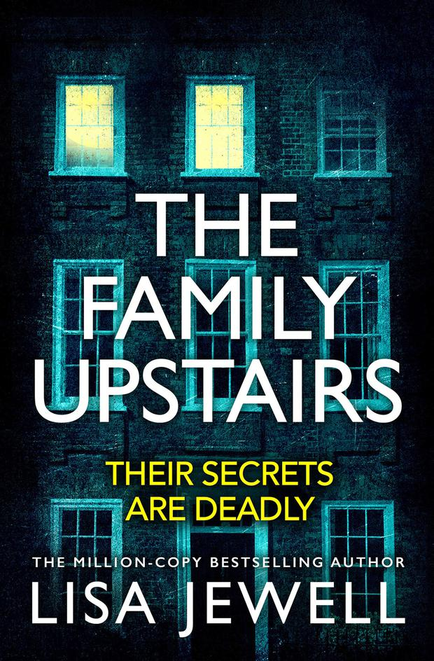 The Family Upstairs (Century) is out now, priced €18.19