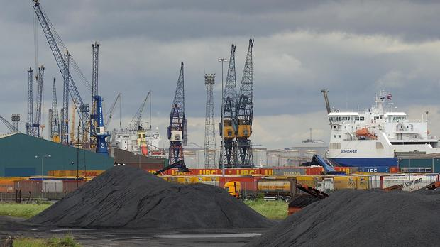 Teesside's industrial heritage has been honoured in a poem for National Poetry Day (John Giles/PA)