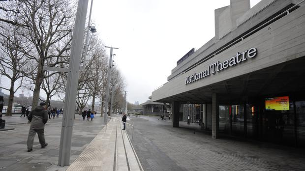 The National Theatre announced it has ended the corporate membership of Shell (PA)