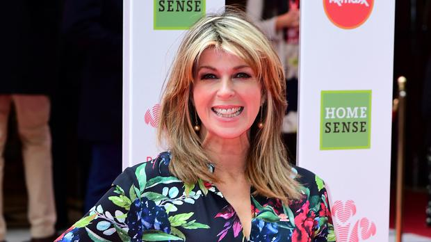 Kate Garraway tells of nerves before starring in five musicals in one night (Ian West/PA)