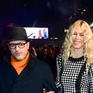 Claudia Schiffer and Matthew Vaughn have lost a planning dispute with a neighbour (Ian West/PA)