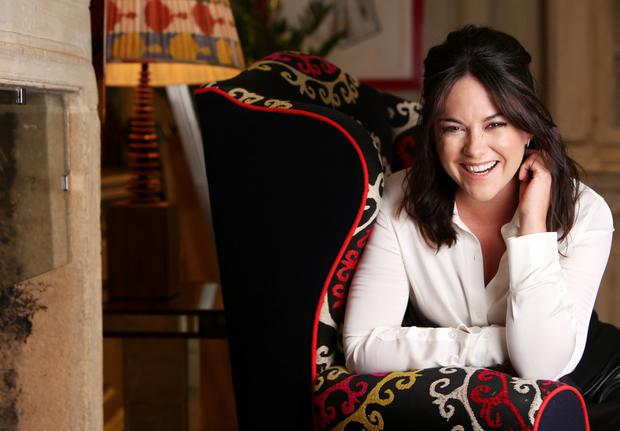 Sarah Greene says she thinks about getting 'work done' all the time. Photo: Clara Molden