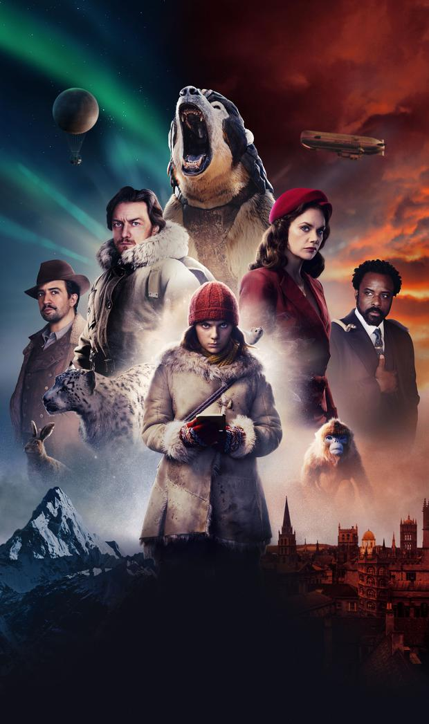 His Dark Materials is about to air on BBC One (Bad Wolf/HBO – Photographer: Alex Bailey/Marco Grob)