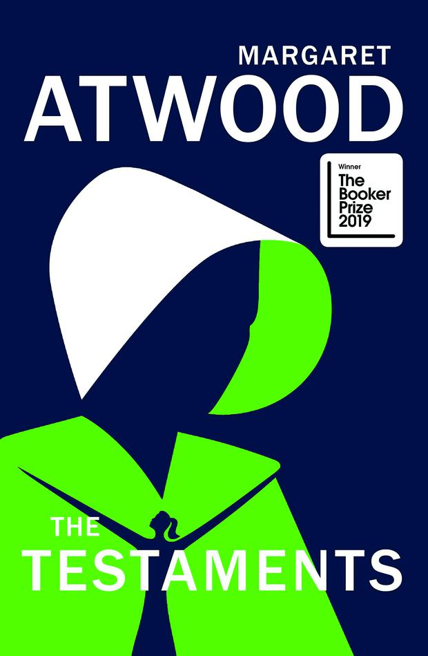 Margaret Atwood's The Testaments (Waterstones)