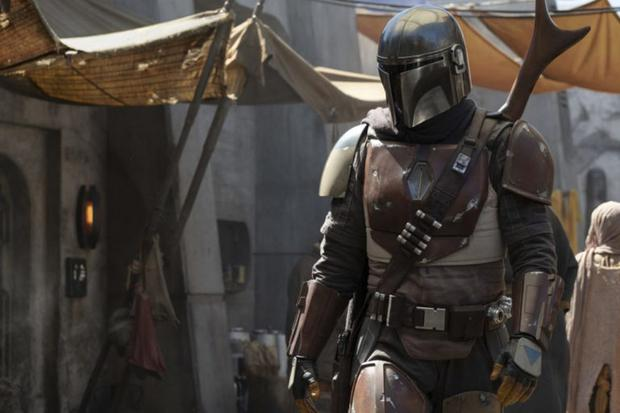 Disney + is set to rival Netflix with shows such as The Mandalorian