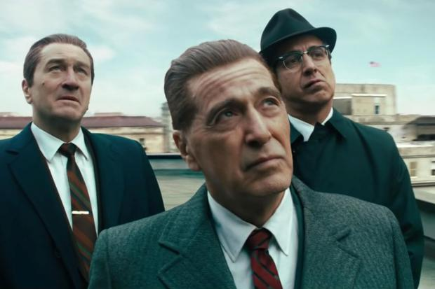 'The Irishman' review: Scorsese close to ideal  with crime saga