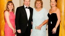 Helen Ryan, Enda and Fionnuala Kenny and Lourda McHugh