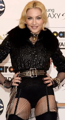No safety net: Stop it Madge, you're boring us
