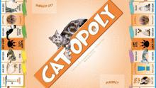 The new cat version of Monopoly Credit: Late for the Sky website