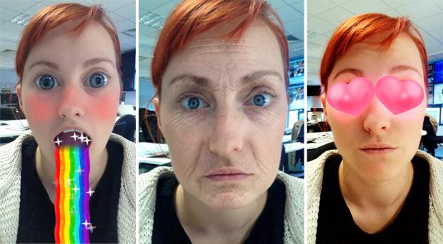 Clare Cullen, Independent.ie's Social Media Editor, tries out the new lenses