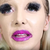 Jenna Marbles with 100 layers of make-up on.