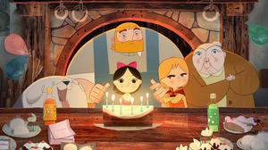 A still from Irish animation 'Song of the Sea which has been nominated for an Oscar.