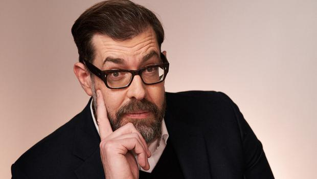 Richard Osman, co-host of 'Pointless' and author of 'The Thursday Murder Club'