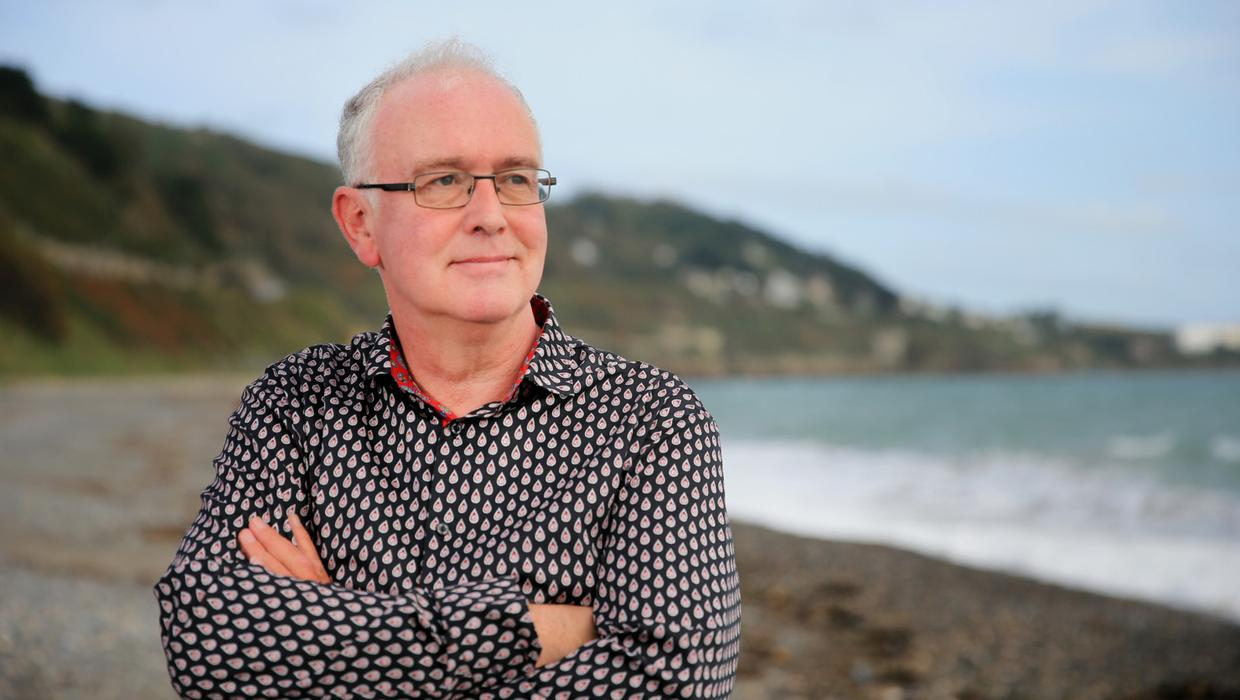Joseph O'Connor on how New Irish Writing changed his life