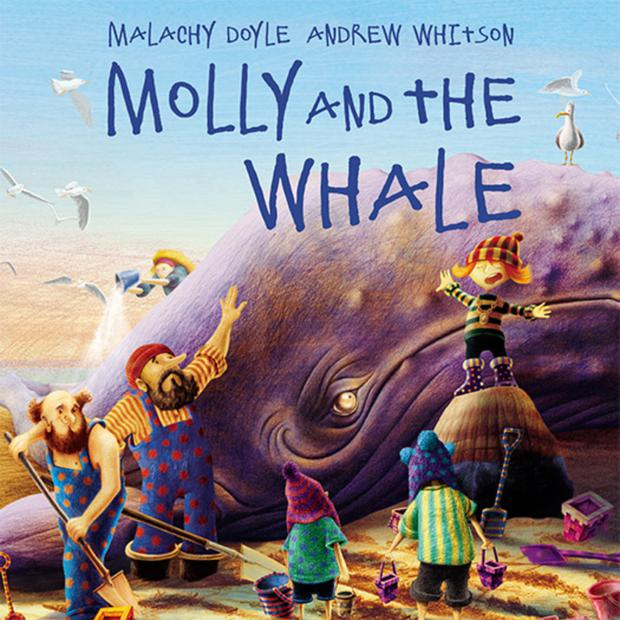 Molly and the Whale by Malachy Doyle