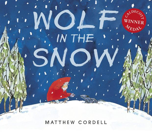 Wild in the Snow by Matthew Cordell