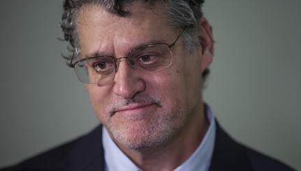 Russian scandal: Glenn Simpson, co-founder of Fusion GPS, the firm behind the Donald Trump 'dirty dossier'