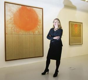 Christina Kennedy, curator and head of collections at IMMA