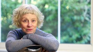 Distinguished: Alice Lyons says many people are intimidated by poetry. Photo by Róisín Loughrey