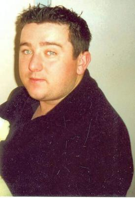 Roy Collins, who was mudered by the Dundon gang