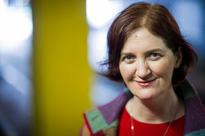 Childbirth at a knife edge: Emma Donoghue. Photo by Doug O'Connor