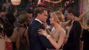 Leonardo DiCaprio and Carey Mulligan as Jay and Daisy in the 2013 movie version of The Great Gatsby