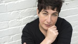 Joanne Harris: 'I'm at the end of my chemo and hoping to look at resuming whatever normality I can get this year.' Photo by Jennifer Robertson