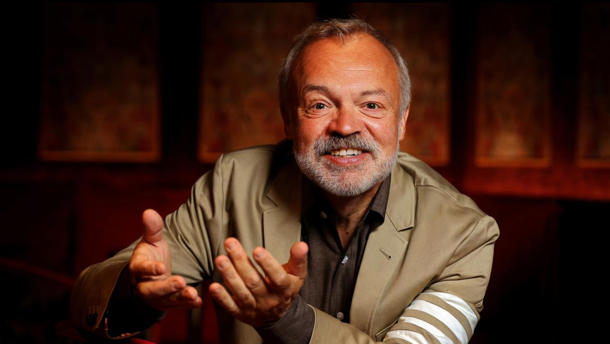 'I took the easy way out and left...' Graham Norton on his decision to leave Ireland