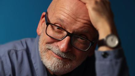 Many of the characters in Roddy Doyle's new collection are men nudging towards the third act in life. Photo by Steve Humphreys