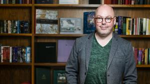 New direction: John Boyne has decided to do something different with his latest book, A Traveller at the Gates of Wisdom. Photo by Kyran O'Brien