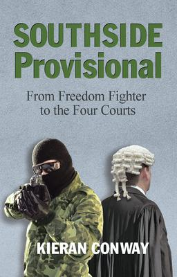 The cover of the book Southside Provisional by Kieran Conway