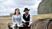 Screen adaptation: the BBC dramatised Death and Nightingales, starring Ann Skelly and Jamie Dornan, in 2018