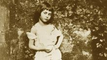 Alice through the lens: A portrait of six-year old Alice Liddell taken by Charles Dodgson (Lewis Caroll) in 1858