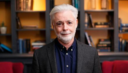 Eoin Colfer, author of the Artemis Fowl series. Photo by Fran Veale